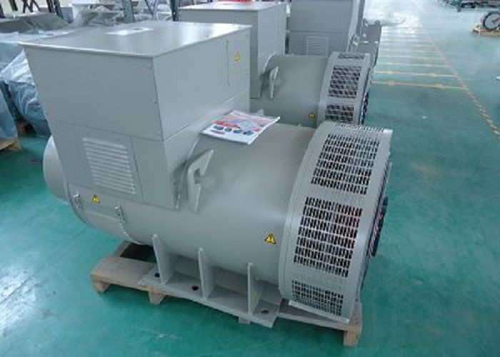 120kw / 150kva Brushless Exciter Synchronous Generator Three - Phase 50hz