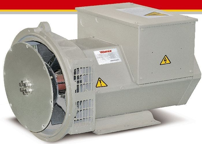 20kw 50hz 3000rpm Brushless AC Alternator Motor Generators Self Exciting