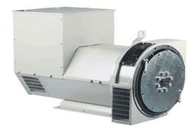 चीन Brushless Three Phase Synchronous Generator 56kw / 70kva 1800rpm 2 / 3 Pitch वितरक